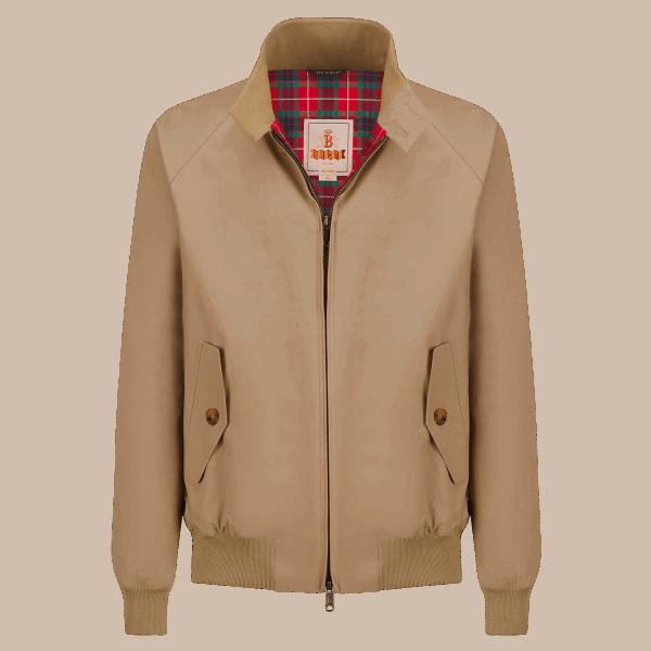 Baracuta G9 Jacket - tan