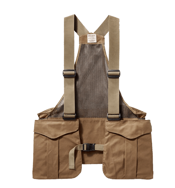 Filson Tin Cloth Mesh Game Bag - Tan