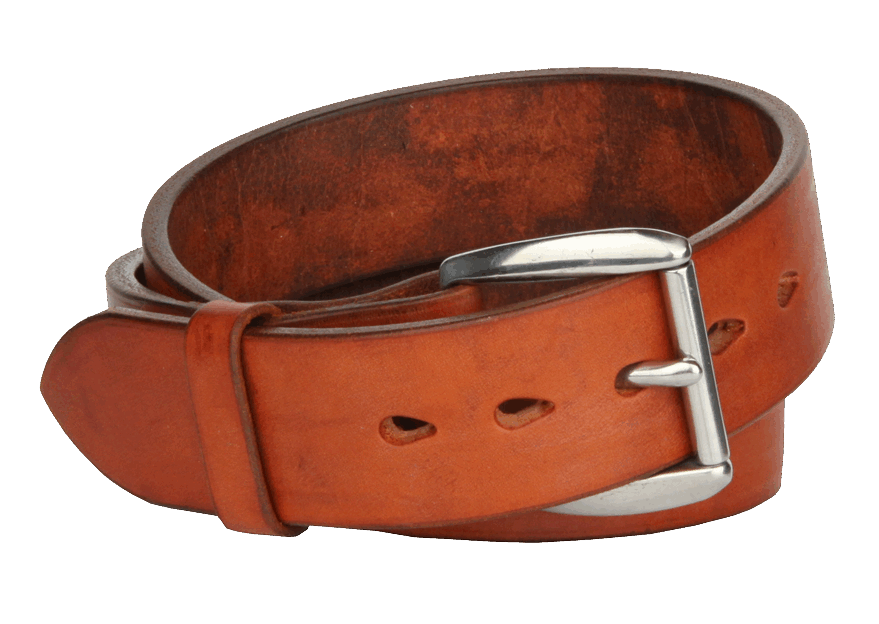 Scott Willis Heavy Duty Belt Cognac