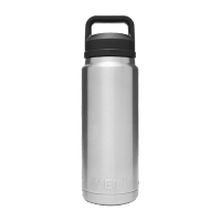 YETI Rambler 24oz Bottle Chug- steel