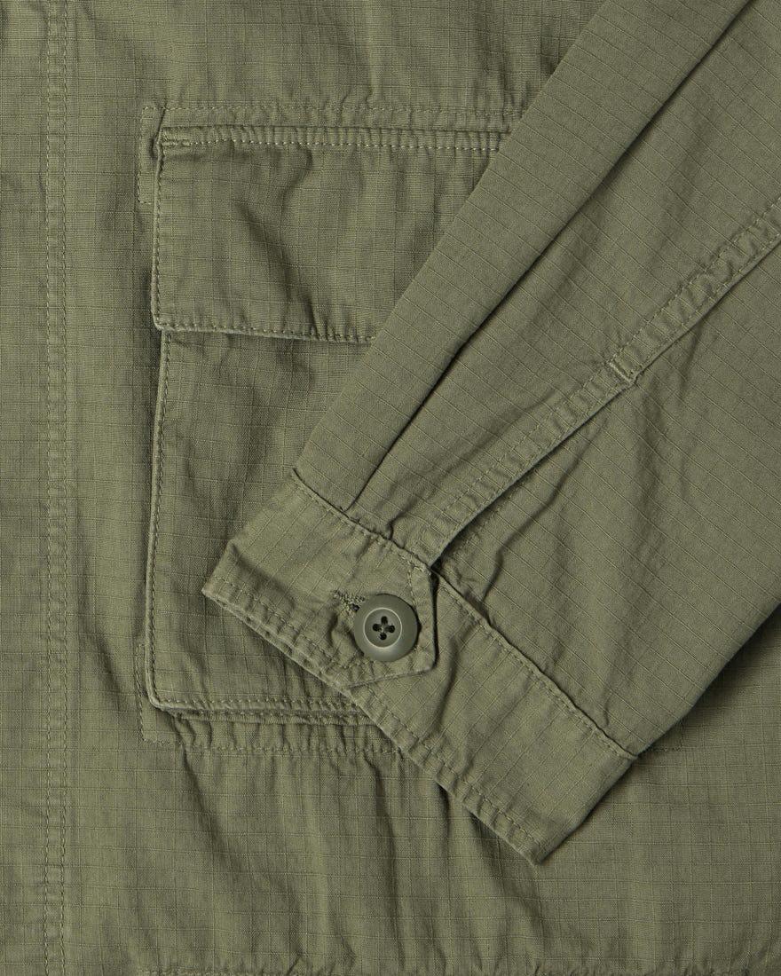 Edwin Survival Jacket - Military Green