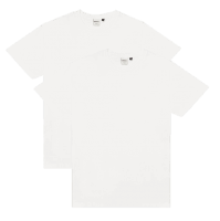 Deus 2-Pack Pocket Tee - White