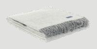 Faribault Ashby Twill Blanket Natural 125x180cm/ 50x72 inch