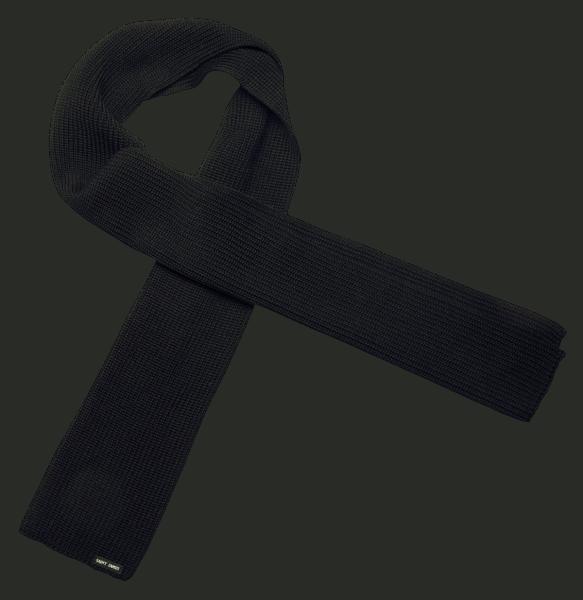 Saint James CANOE Schal Noir