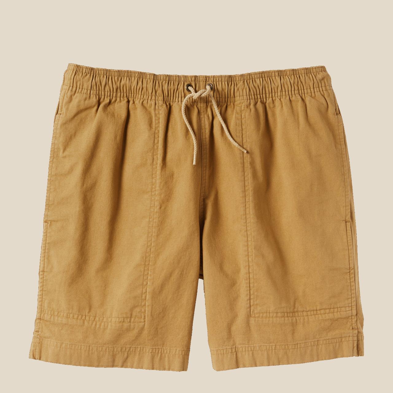 Filson Dry Falls Shorts - mustard