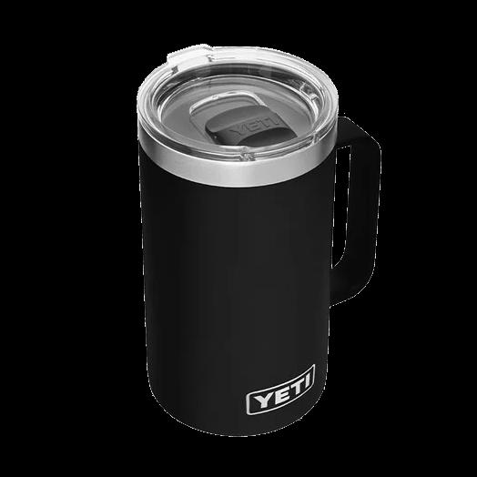 YETI Rambler 24oz (710ml) Mug - black
