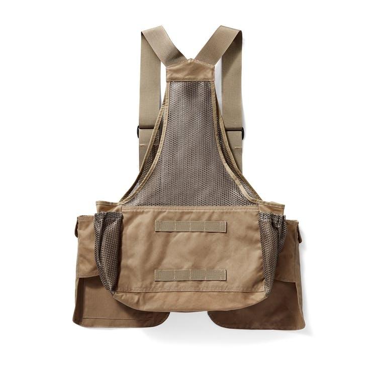 Filson Tin Cloth Mesh Game Bag - Tan