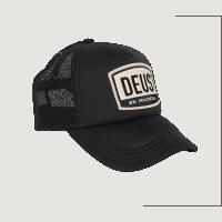 Deus Moretown Trucker - Black