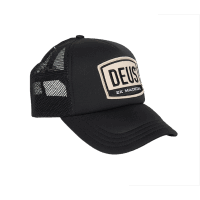 Deus American Moretown Trucker - Black