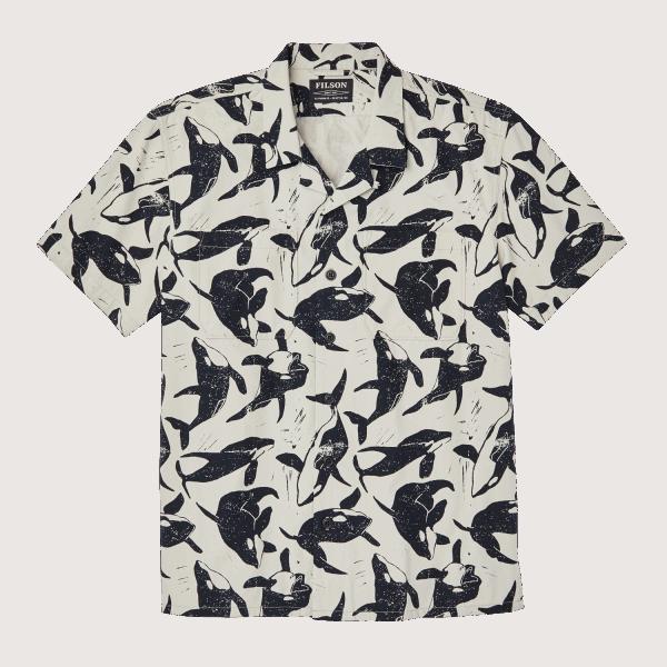 Filson Northwest Camp Shirt - Orca