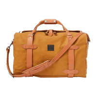 Filson Medium Rugged Twill Duffle Bag - Chessi Tan