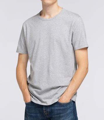 Edwin T-Shirt Doppelbox - grau
