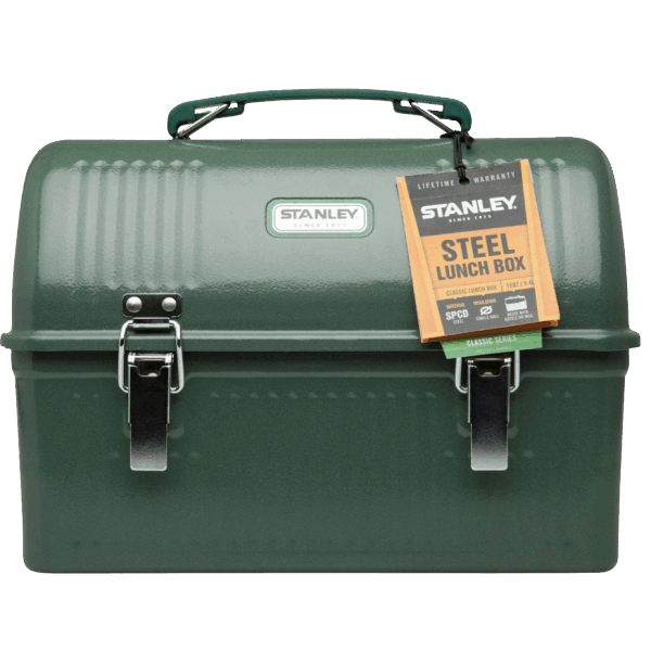 Stanley Metal Lunch Box Hammerstone green 9,4