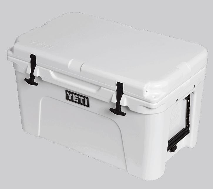 YETI Tundra 45 - white