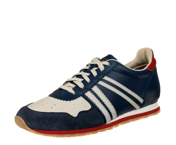 Zeha Berlin - Marathon - blau/creme/rot