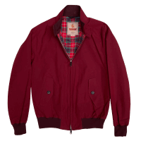 Baracuta G9 Jacket - tawny port