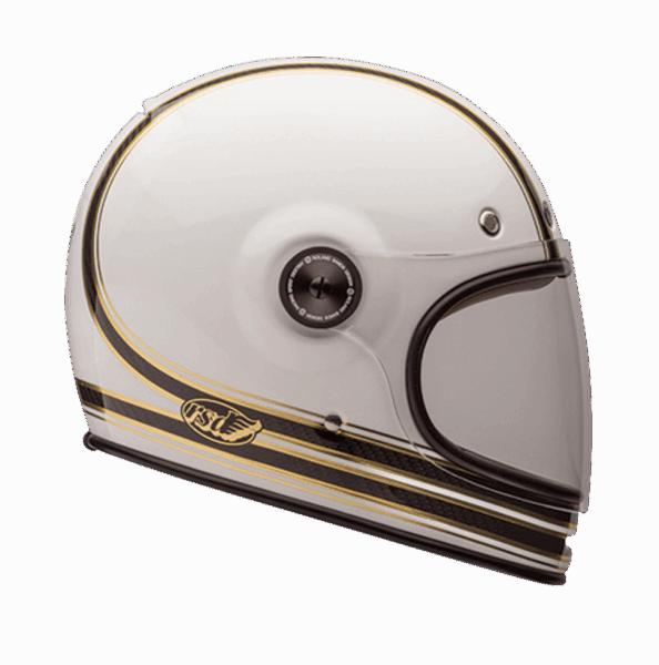 BELL Bullitt RSD Mojo White/Gold 16