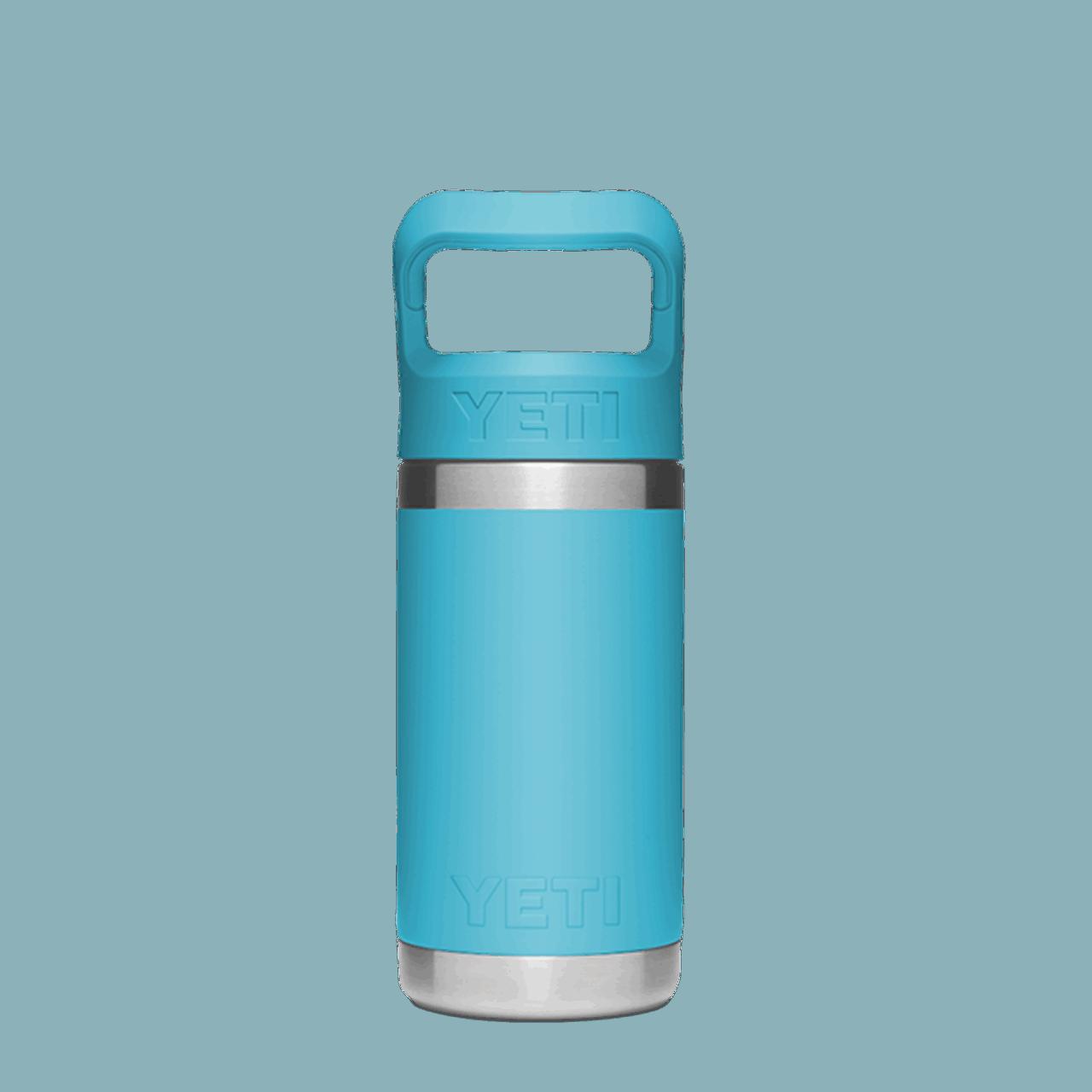 YETI Rambler Jr. 12oz Kids Bottle - reef blue