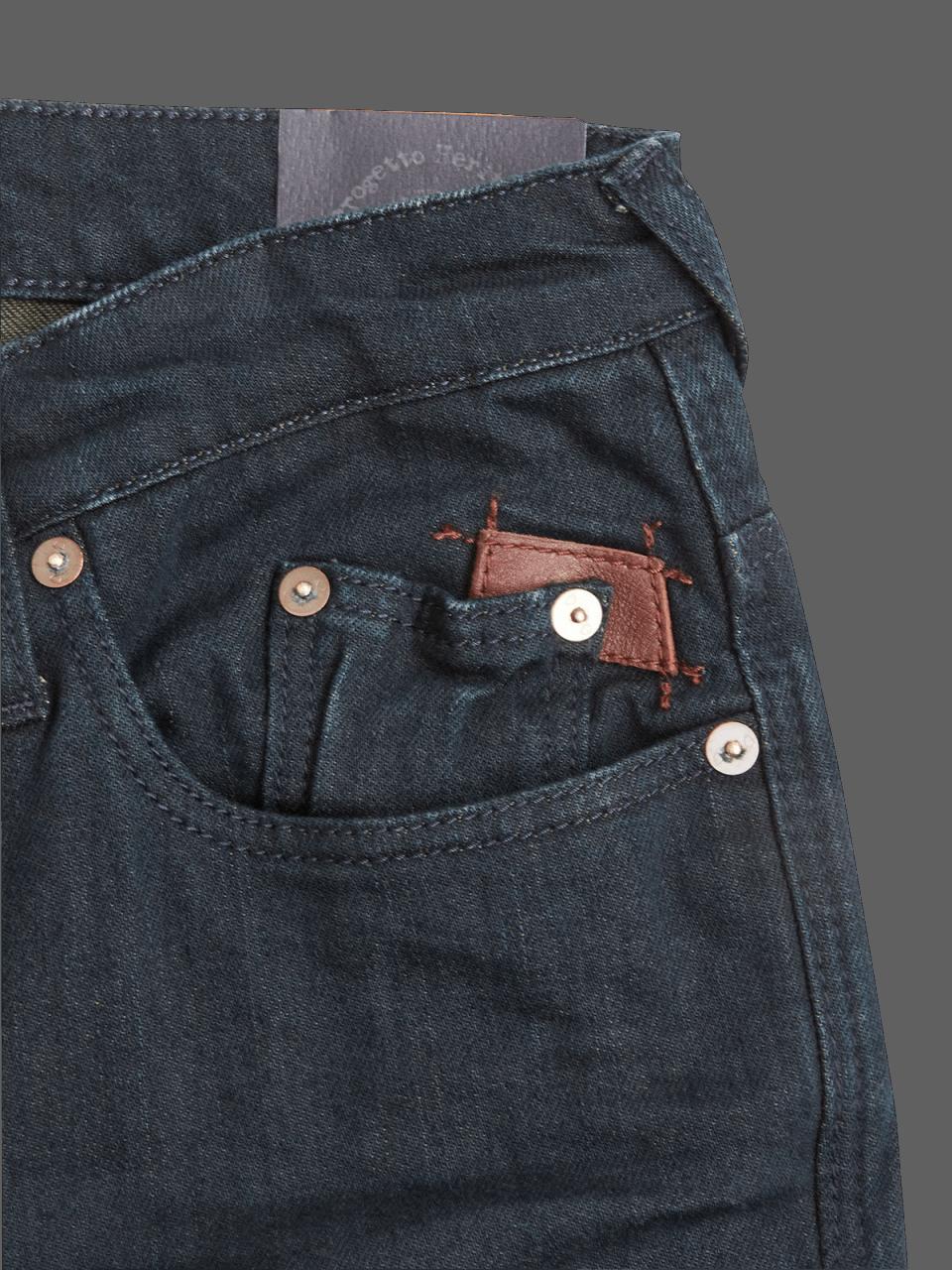 BLUE DE GENES Repi Engreen Shadow Jeans