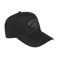 Deus Buffalo Trucker - Black