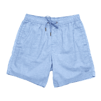 Deus Sandbar Hemp Mesh Shorts - Barrel Blue