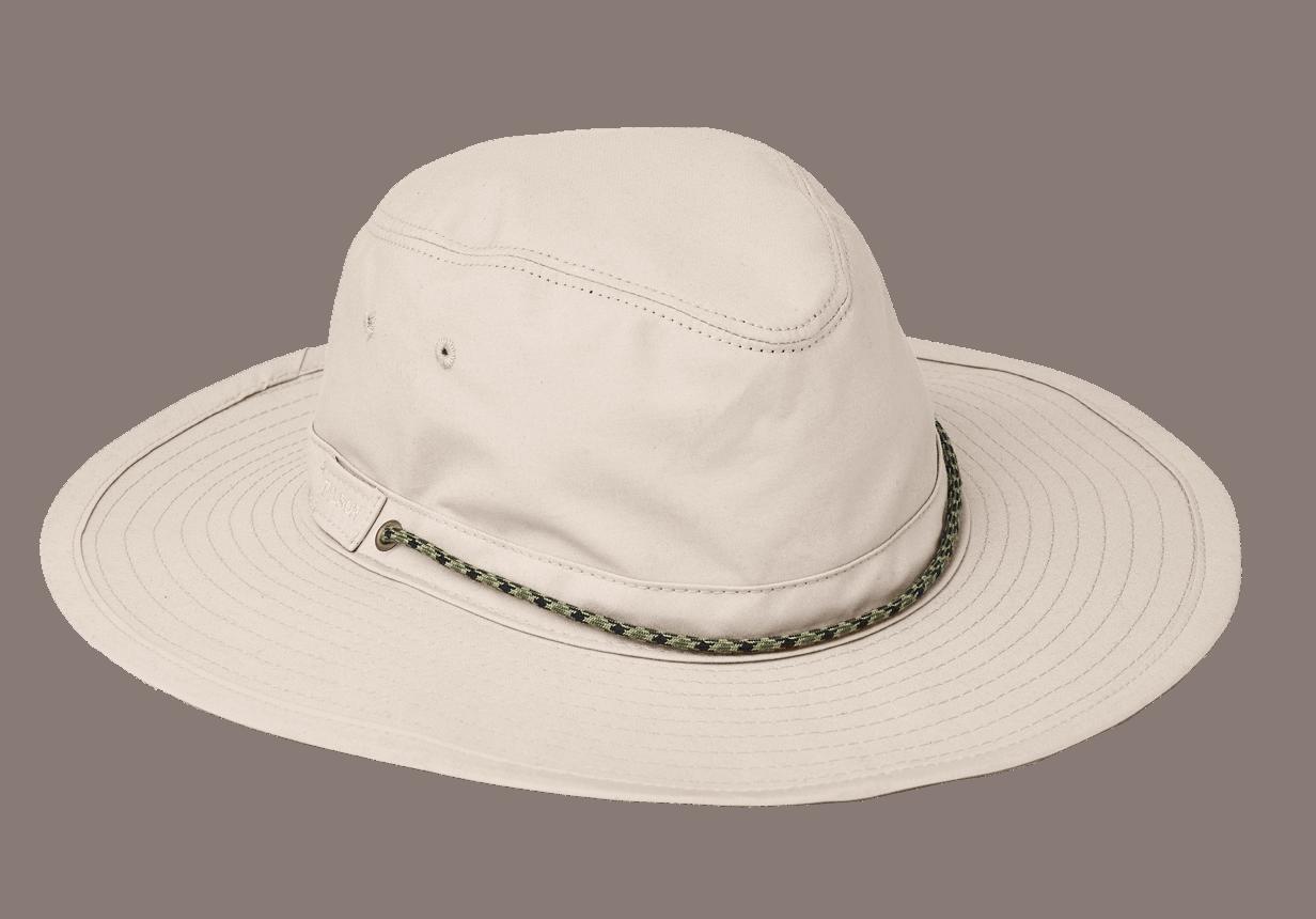Filson Twin Falls Travel Hat - Tan