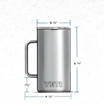 YETI Rambler 24 oz Rambler - steel