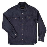 Pike Brothers 1943 CPO Shirt - indigo