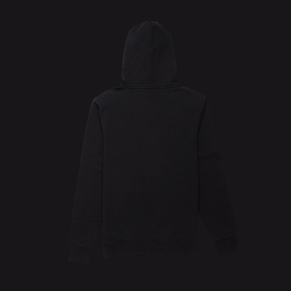 Deus Bugs Hoodie - Black