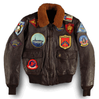 Cockpit Fliegerjacke G-1 Top Gun