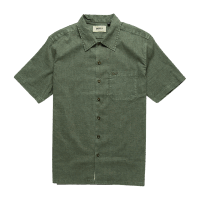Deus Oscar Hemp Shirt - Bark