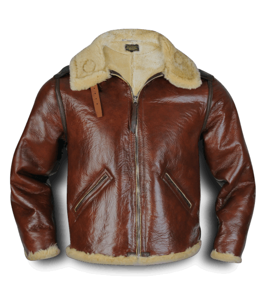 Aero Leather Type B-6 redskin
