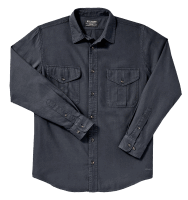 Filson LT Alaskan Guide Shirt - midnight-navy