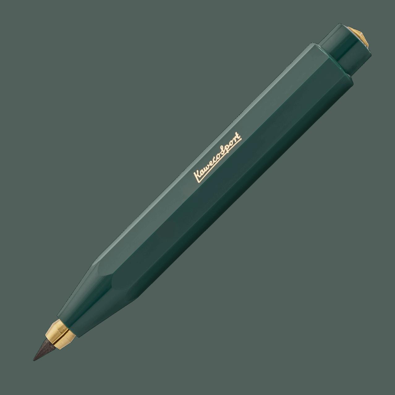 Kaweco CLASSIC SPORT Clutch Pencil Green 3.2 mm