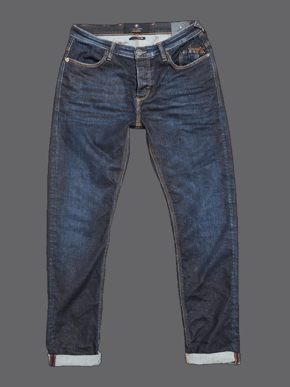 BLUE DE GENES Repi Voli Treated Jeans