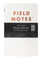 "Field Notes ""Group Eleven"""