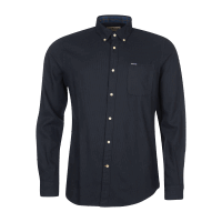 Barbour Coalford Tailored Shirt - navy