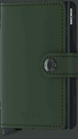 Secrid Miniwallet - Matte - green