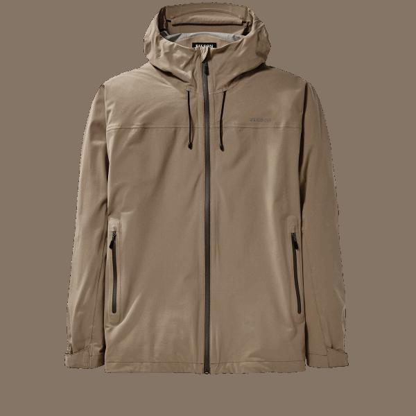 Filson Swiftwater Rainshell Jacket - rugged tan