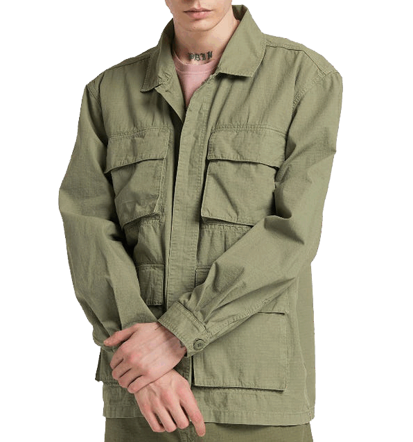 Edwin Survival Jacket - Military Green