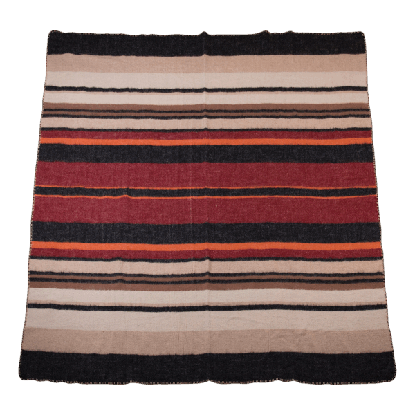 Pike Brothers 1969 Sunset Blanket - RED