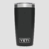 YETI Rambler 10oz (300ml) Becher - white