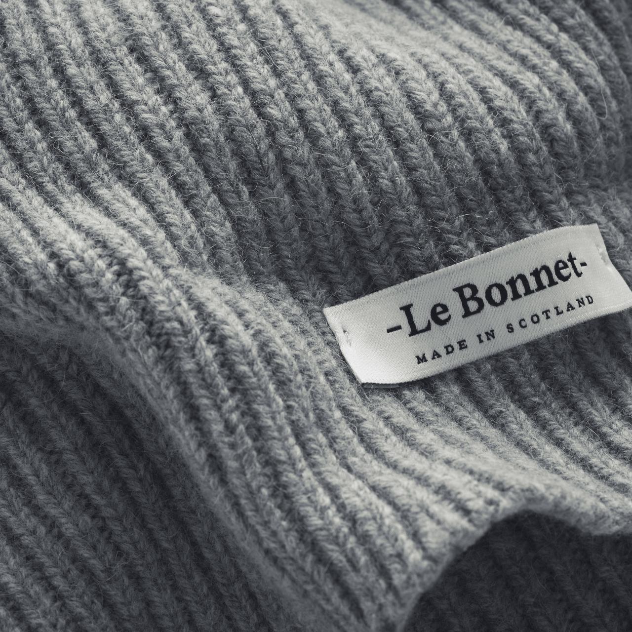 Le Bonnet Scarf - smoke