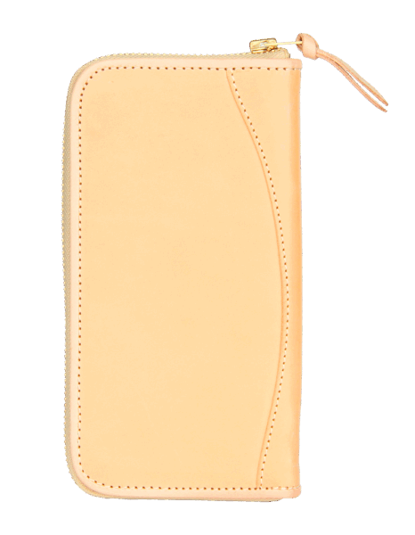 Long Wallet- tan