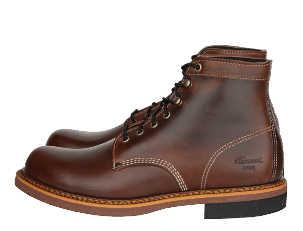 Thorogood 1892 Service Boot Horsehide Brown