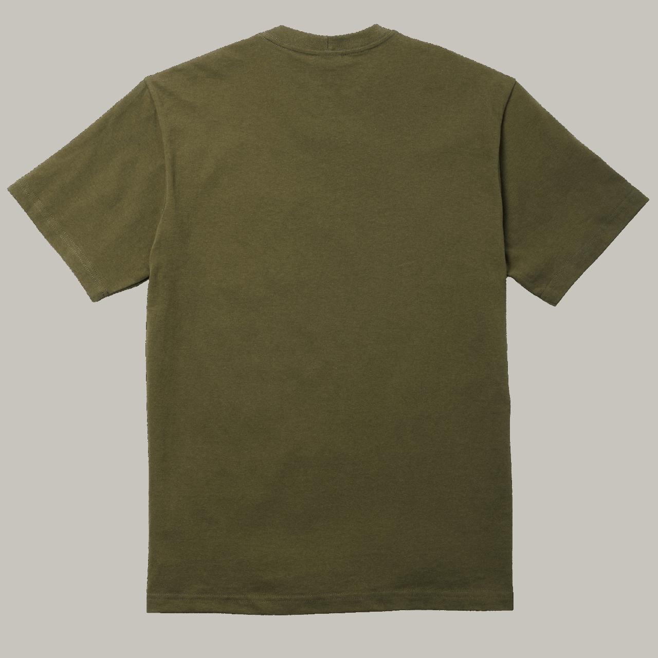 Filson Pioneer Solid One Pocket T-Shirt - olive