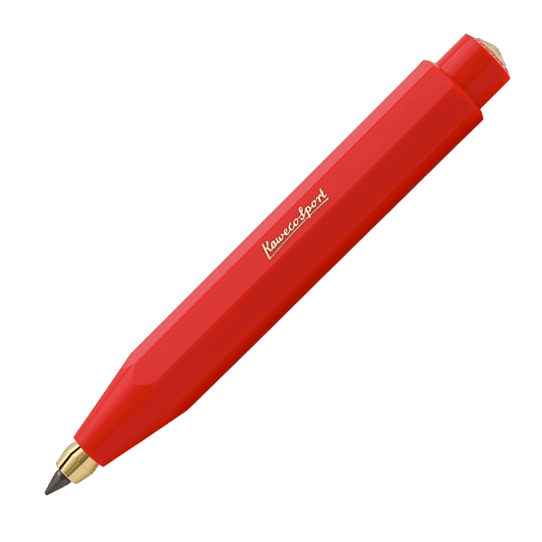 Kaweco CLASSIC SPORT Clutch Pencil red 3.2 mm
