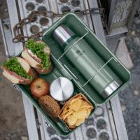 Stanley Metal Lunch Box - Hammerstone Green 9,4L