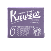 Kaweco Premium Ink Cartridges Summer Purple
