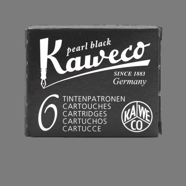 Kaweco Premium Ink Cartridges Pearl Black